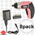 Skil 2354-08 8pk 4V Max Lithium-Ion Palm-Sized Cordless Screwdriver