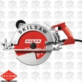 "Skil SPT70WM-22 Sawsquatch 10-1/4"" Worm Drive Saw with Diablo Blade OB"