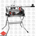 Skil SPT70WT-22 10'' Worm Drive Table Saw w/ Diablo Blade and Stand