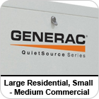 Small Business, Large Home Standby Generators