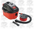 Snap-On 93050 4 Gallon Wet/ Dry ShopVac / Car Vacuum Clearner