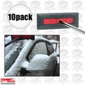 SnoBrum PRO Commercial Grade Snow Broom