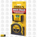 Stabila 11927 Pocket Pro Magnetic Level + BM40 Spikes 27' Tape Measure