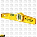 "Stabila 25100 10"" Die-Cast Rare Earth Magnetic Level Open Box"