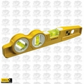 "Stabila 25245 10"" Magnetic Torpedo Level Open Box"
