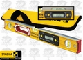 Stabila 36548 Type 196-2 Electronic Level IP65 wet rated + Case