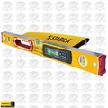 "Stabila 36548 48"" Type 196-2 Electronic Level IP65 wet rated + Case"