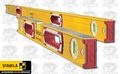 "Stabila 37532 78"" & 32"" Type 196 Series Jamber Set 78"" & 32"" Levels"