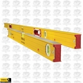 "Stabila 38532 2pk Type 96M Series Magnetic Jamber Set 78"" & 32"" Levels O-B"