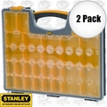 Stanley 014725R 2pk 25-Compartment Professional Organizer