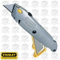 "Stanley 10-499 6"" Quick Change Retractable Utility Knife"