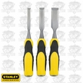 Stanley 16-300 3 Piece Chisel Set for chiseling wood