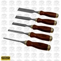 Stanley 16-401 5 Piece Bailey Chisel Set