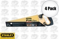 "Stanley 20-045 15"" 9pt Fat Max Hand Saw"