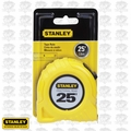 Stanley 30-454 25' Fractional Read Tape Measure