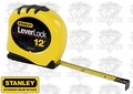 Stanley 30-810 12' LeverLock Tape Rule