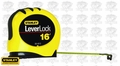 Stanley 30-812 Leverlock Tape Rule