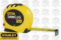 Stanley 30-825 Leverlock Tape Measure