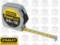 Stanley 33-215 3.5m / 12' PowerLock Tape Rule