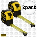 Stanley 33-740 2pk 40' FatMax Tape Rule