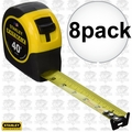 Stanley 33-740 8pk 40' FatMax Tape Rule