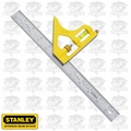 Stanley 46-123 Premium Etched Blade Combination Square