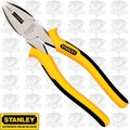 Stanley 84-029 Bi-Material Linesman Cutting Pliers