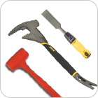 Chisels and Mallets