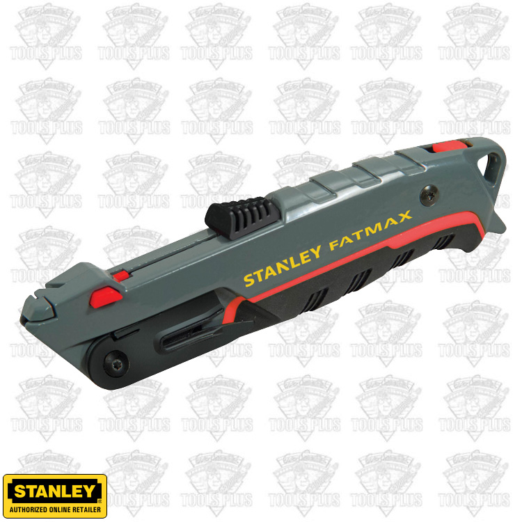 stanley fatmax knife how to open