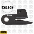 Stanley STHT10245 12pk Shrink Wrap Cutter Replacement Head Piece