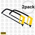 "Stanley STHT20138 2pk 12"" Solid Frame Hacksaw"