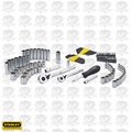 Stanley STMT74858 97pc 1/4'' 3/8'' Drive Mechanics Tool Set