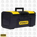 "Stanley STST19410 19"" Tool Box Auto Latch with Tray"