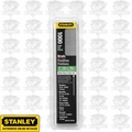 "Stanley SWKWBN100 1"" White Brad Nails"