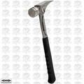 Stiletto TBM14RSS TiBone Mini-14oz Straight 16'' Titanium Smooth Face Hammer