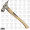 Stiletto TI16MC 16oz Titanium MuscleHead Framer Hammer Milled Face