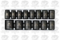 Sunex 2652 Metric Impact Socket Set