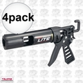 Tajima CNV-100LT 4pk Convoy Lite Feather Weight Caulk Gun 1/10 Gallon