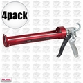 Tajima CNV-900SP18 4pk Convoy Super 18 high thrust 900ml/1qt caulk gun
