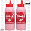 Tajima PLC2-R900 2pk 32oz Red Ultra-Fine Micro Chalk