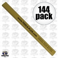 Tools Plus Own Merchandise P 144pk Carpenters Pencil - Flat so it don't Roll