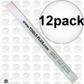 Tools Plus Own Merchandise P 12pk Carpenter's Pencil - Flat so it don't Roll