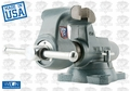 "Wilton 10026 5"" 500S Machinists' Bench Vise w/ Swivel Base"