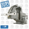 "Wilton 10204 604-1/2M3 4-1/2"" Columbian Machinist Vise"