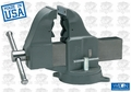 "Wilton 10406 6"" 206M3 Combination Pipe and Bench Vise w/ Swivel Base"
