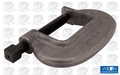 "Wilton 14572 ""O"" Series Bridge C-Clamp-Full Closing 0'' - 6-1/2''"