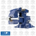"Wilton 14600 4600 6-1/2"" Multi-Purpose Mechanics Vise w/Swivel Base"