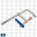 Wilton 86410 2400S-16C 12'' Regular Duty F-Clamp Copper Welding
