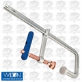 "Wilton 86920 20"" J-Series Copper Plated F-Clamp"