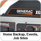 XG Series Portable Generators